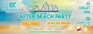 Platja beach